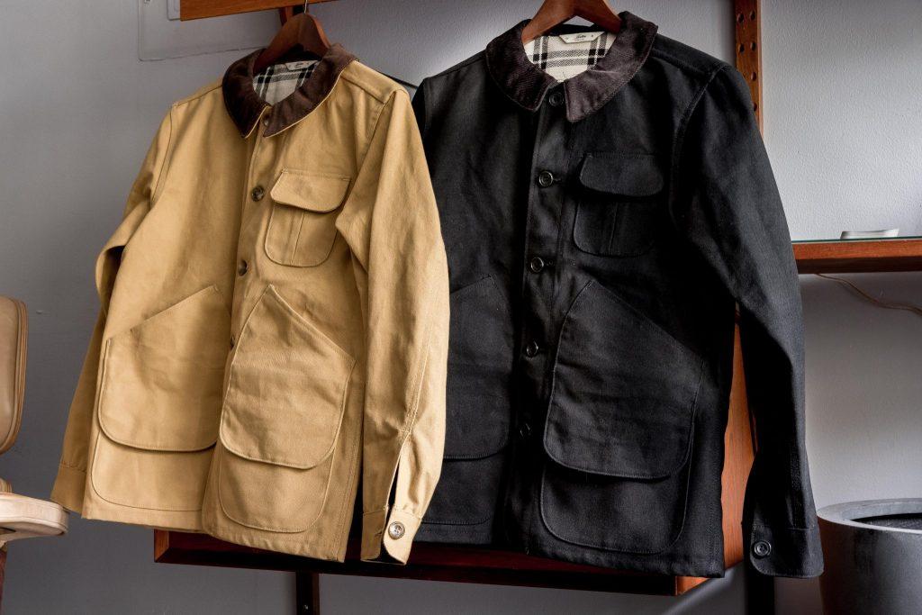 3sixteen FW17 Hunting Jacket