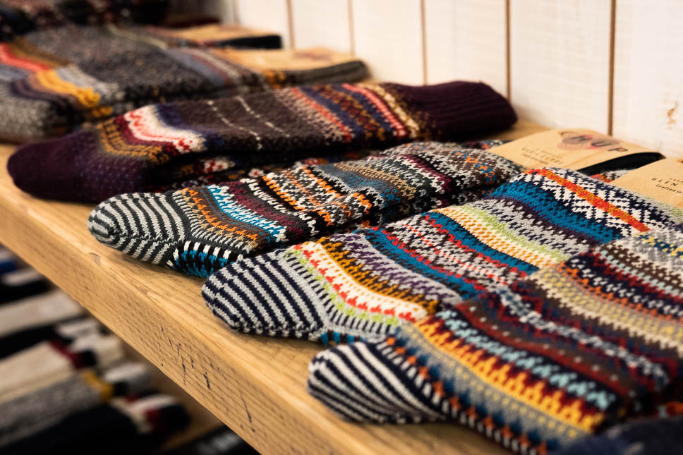 CHUP Socks FW18 Lammin, Lampaat, Vaxt