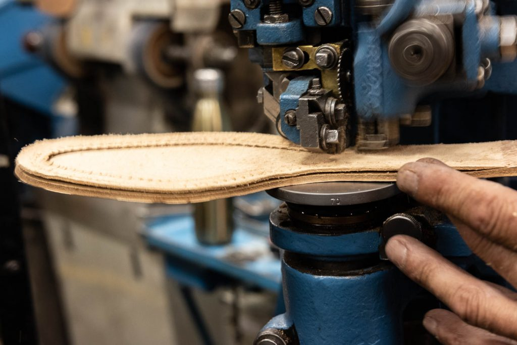 Viberg Brand Spotlight Interview - Goodyear Welt Channeled Insole