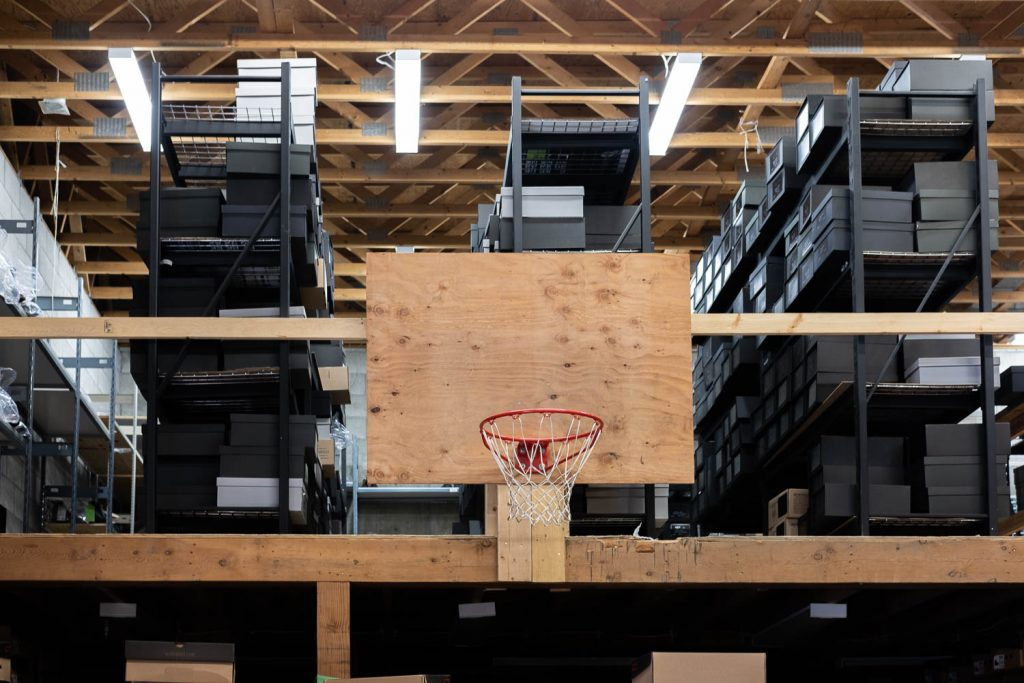 Viberg Brand Spotlight Interview - Storage, Inventory, and Basketball