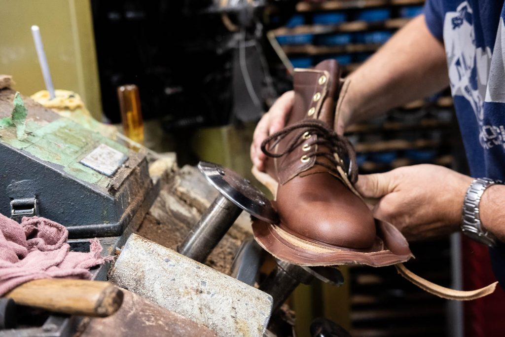 Viberg Brand Spotlight Interview - Lasting Part 3