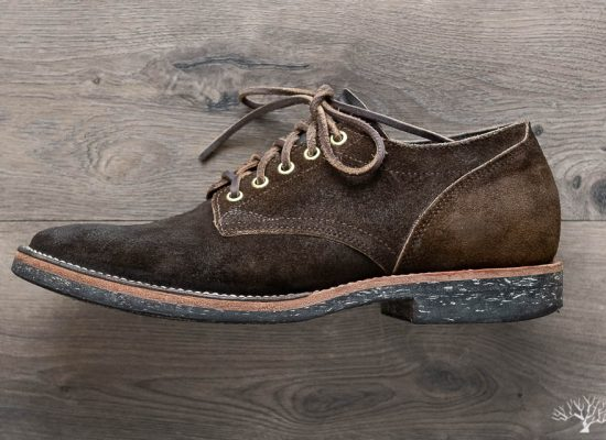 viberg for withered fig mushroom chamois roughout 145 oxford review side profile