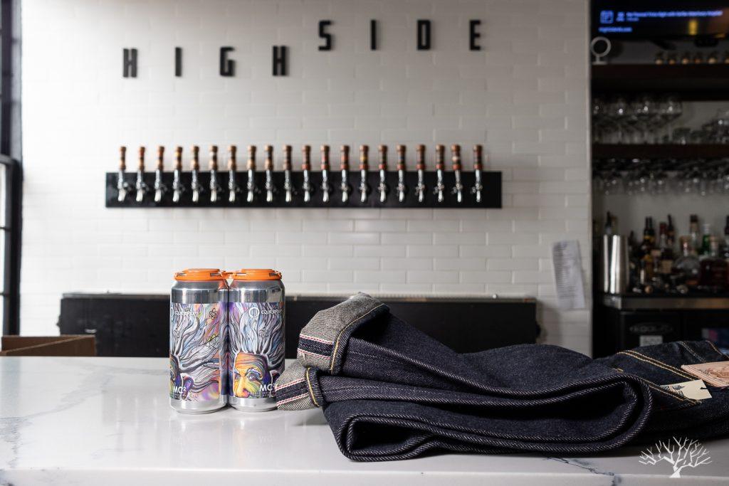 high side craft beer