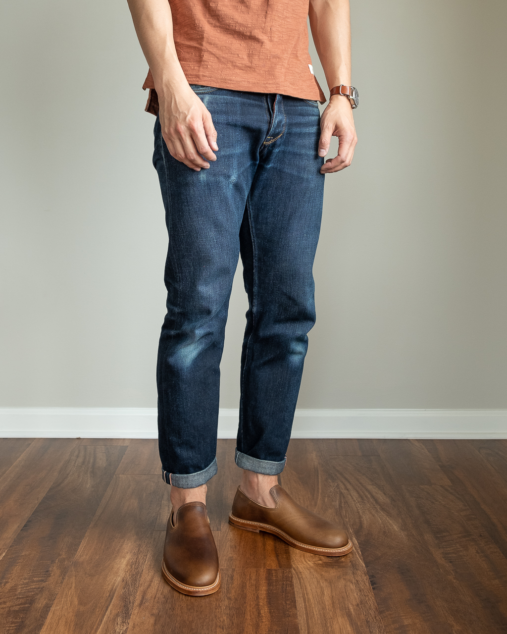 railcar journeyman x034 denim fit