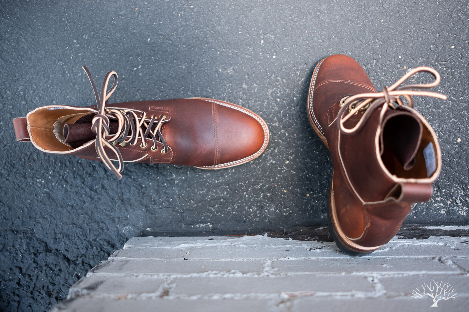 Viberg 2030 Last on Country Boot