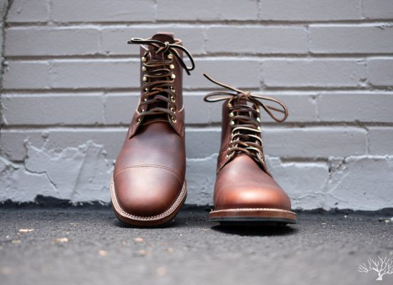 viberg saddletan chromepak country boot