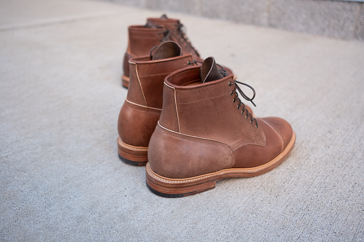 viberg brown horsebutt maryam bobcat boot