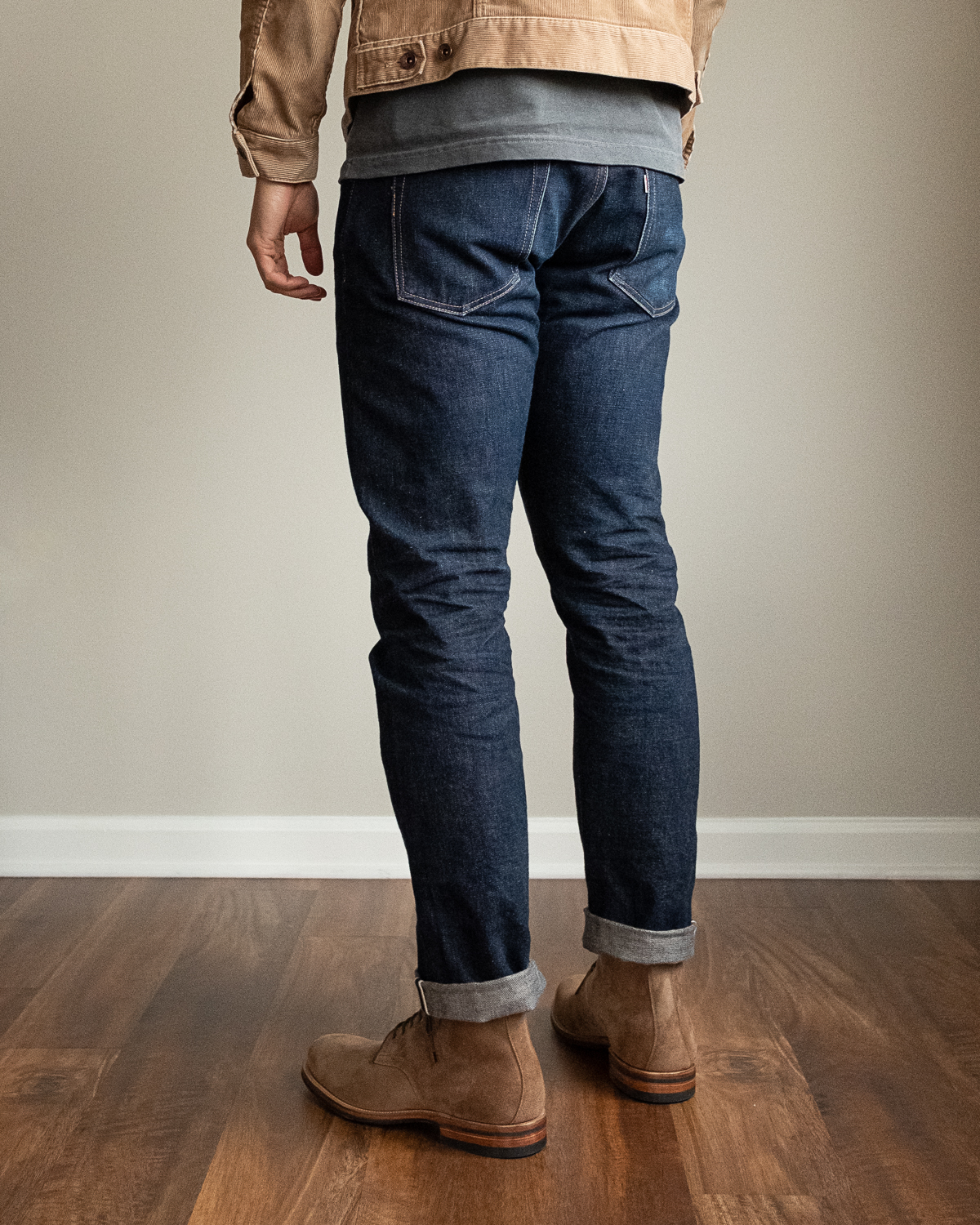 UES 400T Tapered Denim Sizing